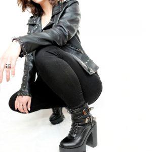 Women Boots High Heels