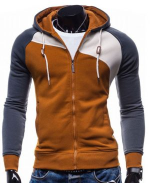 Leisure Zipper Jacket