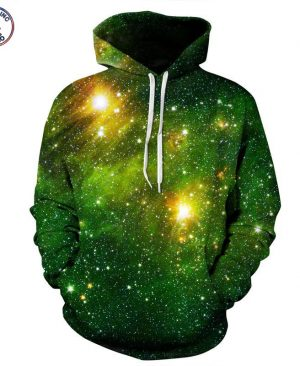 Galaxy 3d Sweatshirts