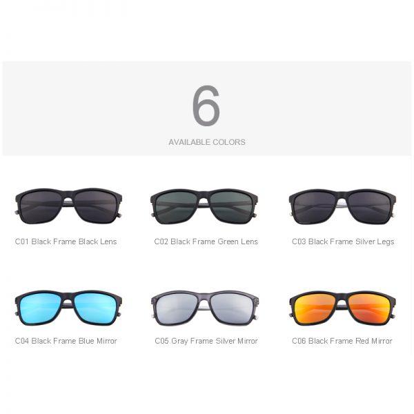 Retro Aluminum Sunglasses