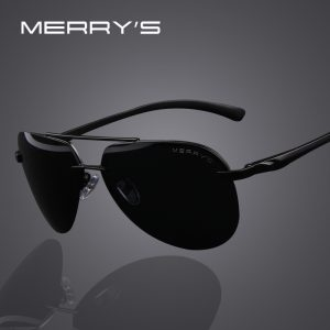 Alloy Frame Sunglasses