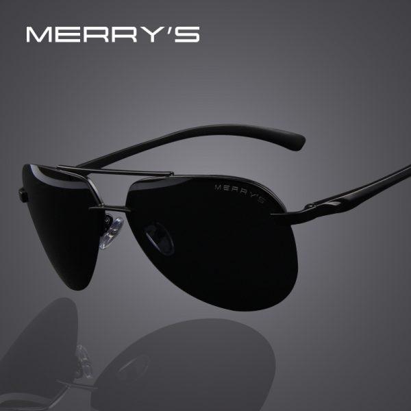 Alloy Frame Sunglasses