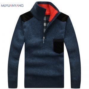Winter Zipper Pullover
