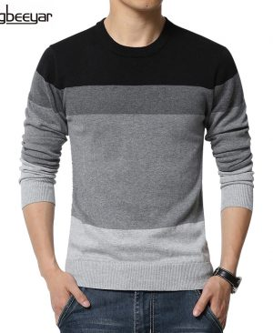 Casual Sweater O-Neck