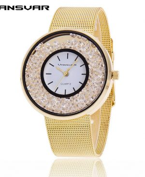 Luxury Women Rhinestone Watches