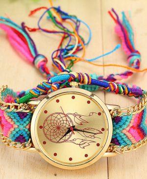 Handmade Quartz Watch
