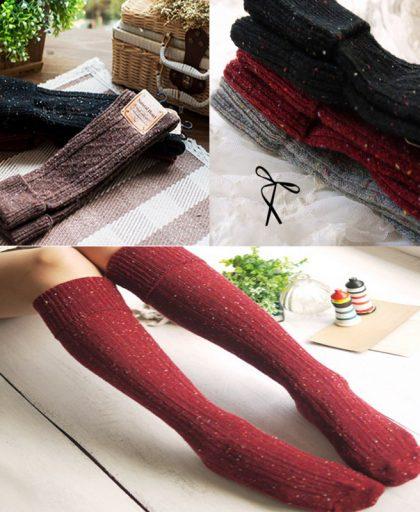 Wool Blended Socks