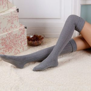 Warm Long Cotton Stocking