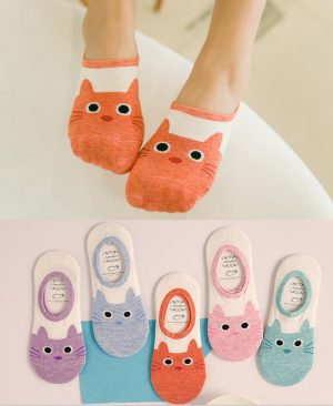 fiber girl socks