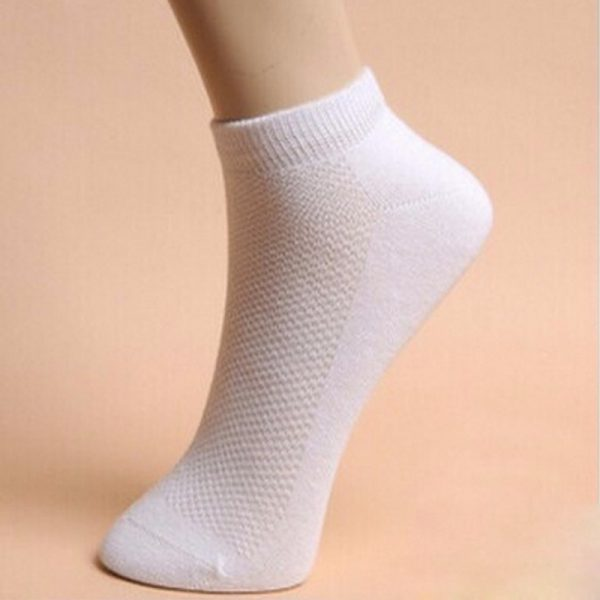 Mesh Short Boat Socks