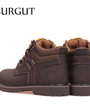 Rubber Snow Boots