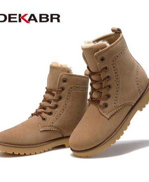 Men Boots Winter