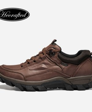 Cow Leather Men Boots