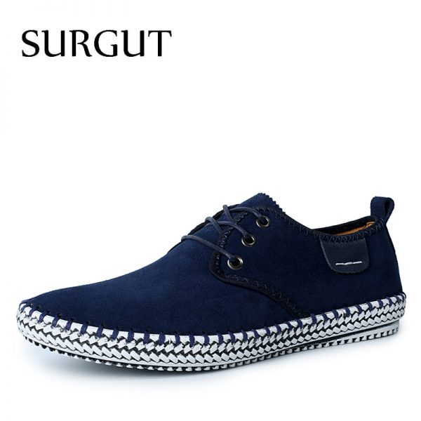 Flat Oxford Shoes