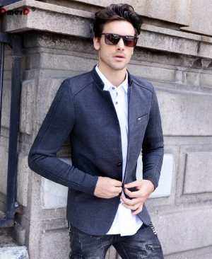 Fashion Patchwork Blazer