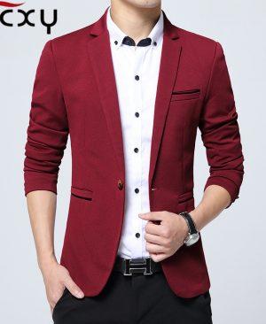 Fashion Men Blazer