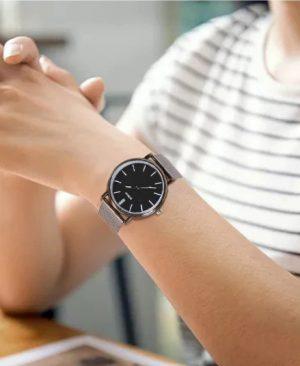 Mesh Quartz Watch