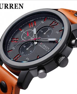 Luxury casual men watches