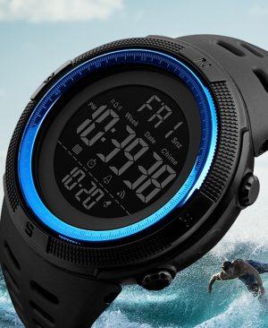 Digital LED Military Watch