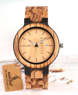 Newest Wood Watch