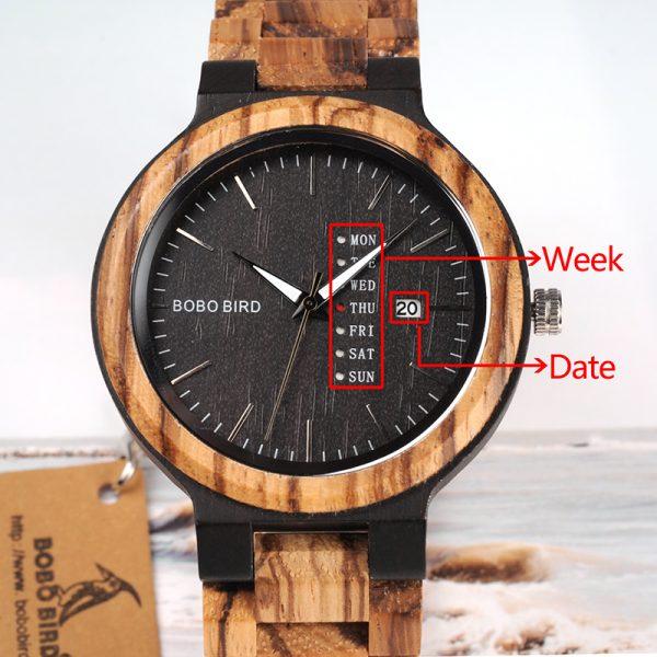 Newest Wood Watch