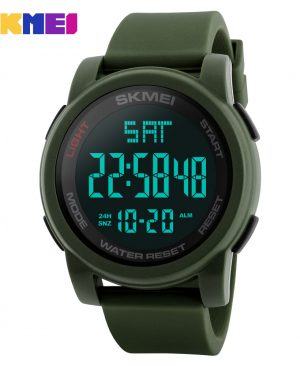Double Time Military Watch