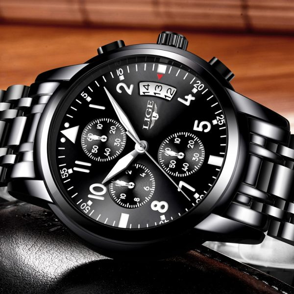 Fashion Business Quartz Watch