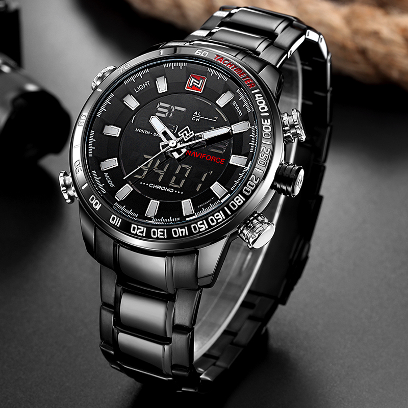 Men Military Sport Watches