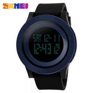 Waterproof LED Digital Watch