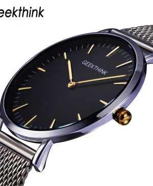 Casual Japan quartz watch
