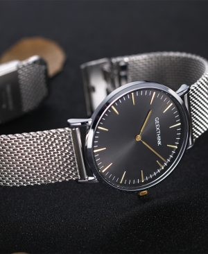 Casual Japan quartz watch