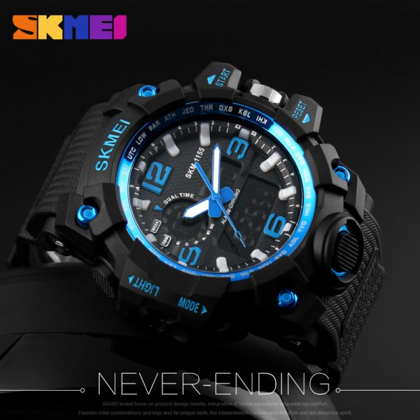Big Dial Sport Watches