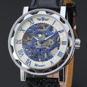 Skeleton hollow watches