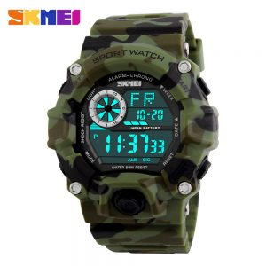 Camouflage Military Watches