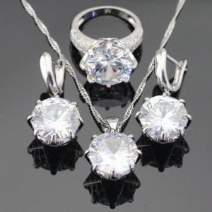 Necklace Pendant Earrings