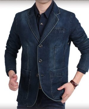 Casual Men Jacket