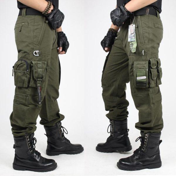 Military Tactical Pants