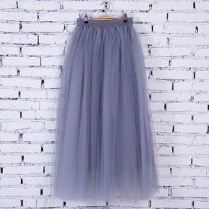 Voile Tulle Skirt