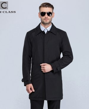Casual Classic Trench