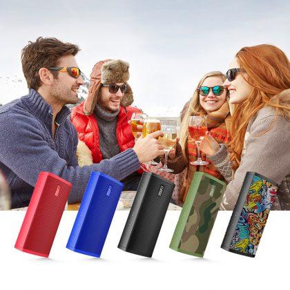 Portable Wireless Loudspeaker