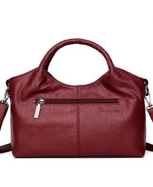 Patchwork Shoulder Bags