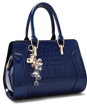 Stone Pattern Handbag