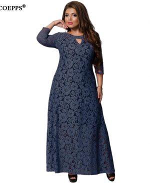 Large Maxi Dresses
