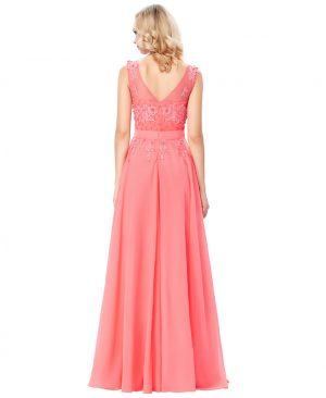 Chiffon Evening Dress