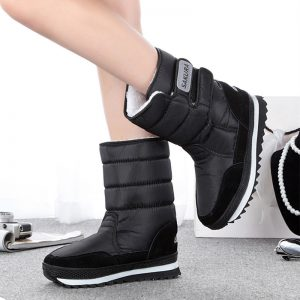 Women Boots Thickening