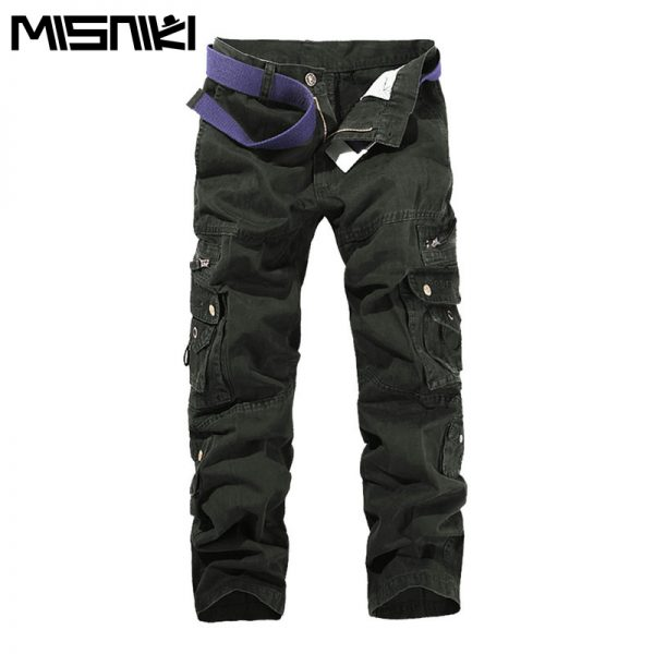 Tactical Men's Cargo Pants