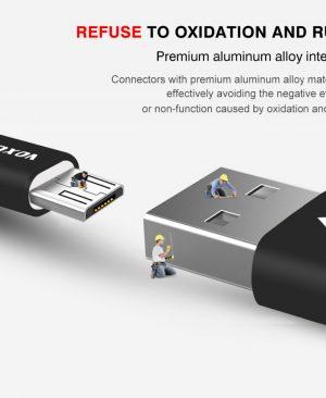 Nylon Micro USB Cable