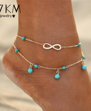 Charm Bohemian Anklets