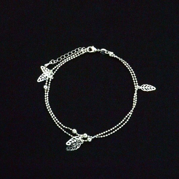 Fashion Heart Anklets