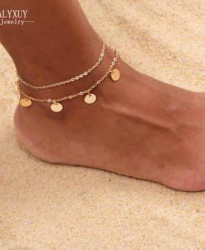 Trendy Foot Jewelry